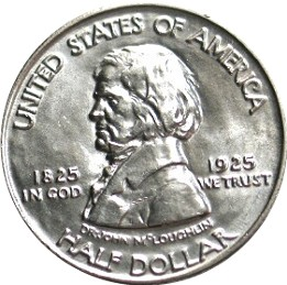 commemorative fifty-cent piece