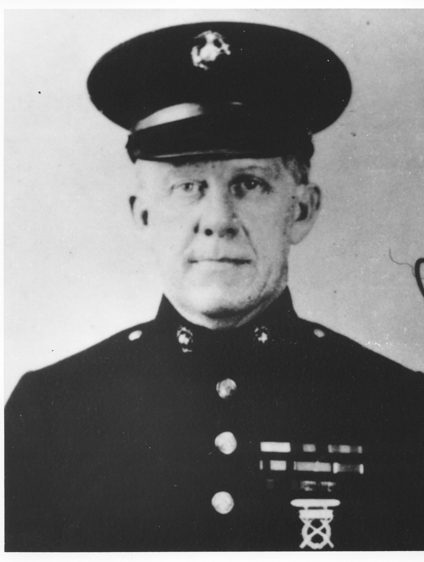 Charles Robert Francis United States Marine Corps Medal of Honor recipient