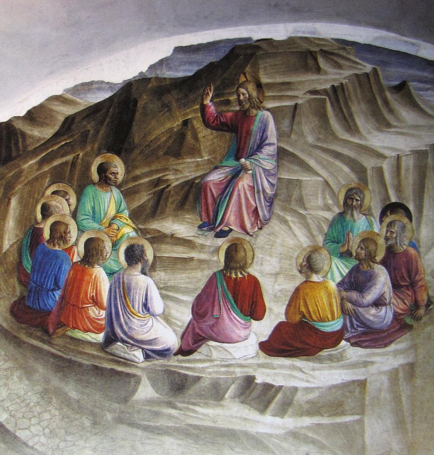 Bergpredigt Matthäus 5 7