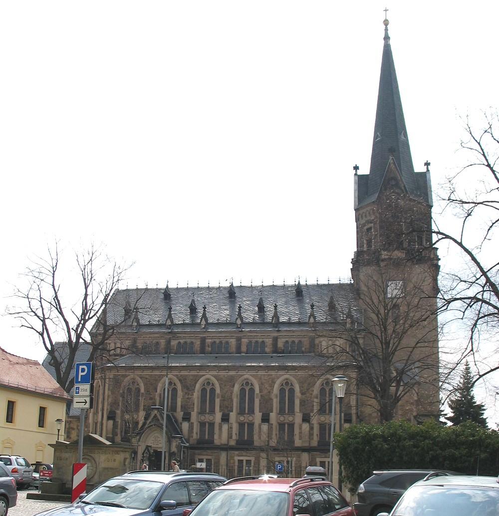 Friedenskirche zu Radebeul – Wikipedia