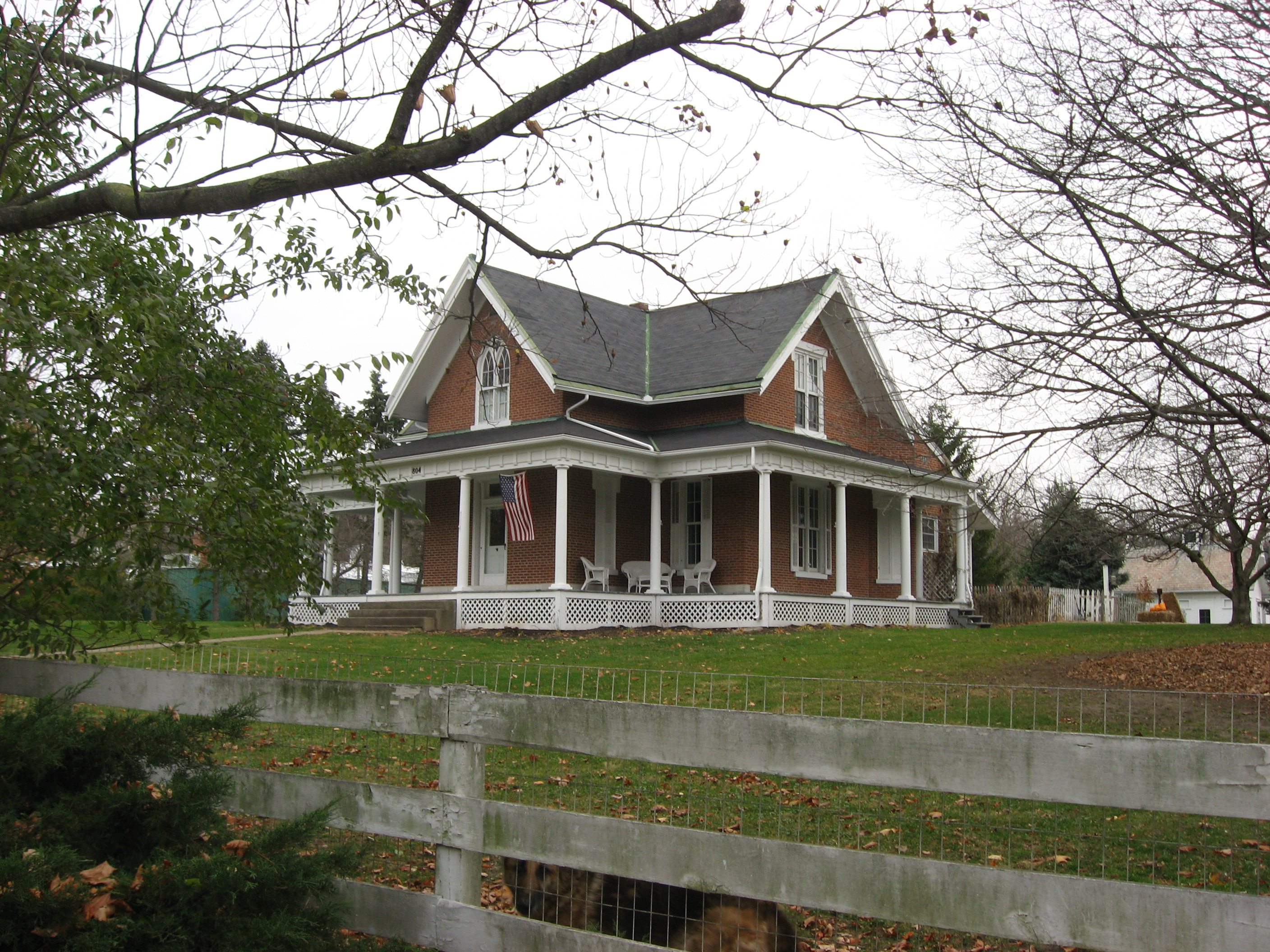 File fulton wikimedia commons for Historic farmhouse floor plans
