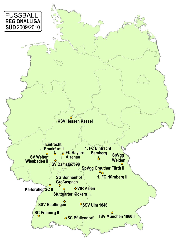 Regionalliga Süd Fußball