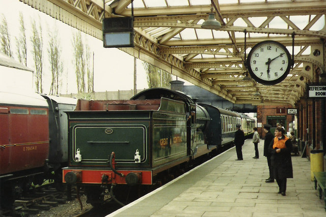 U 2 1959 Loughborough Central r...