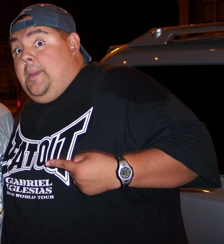 The 42-year old son of father (?) and mother(?) Gabriel Iglesias in 2018 photo. Gabriel Iglesias earned a  million dollar salary - leaving the net worth at 15 million in 2018