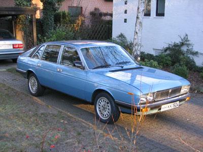 Mercedes C Coupe >> Lancia Gamma - Wikipedia