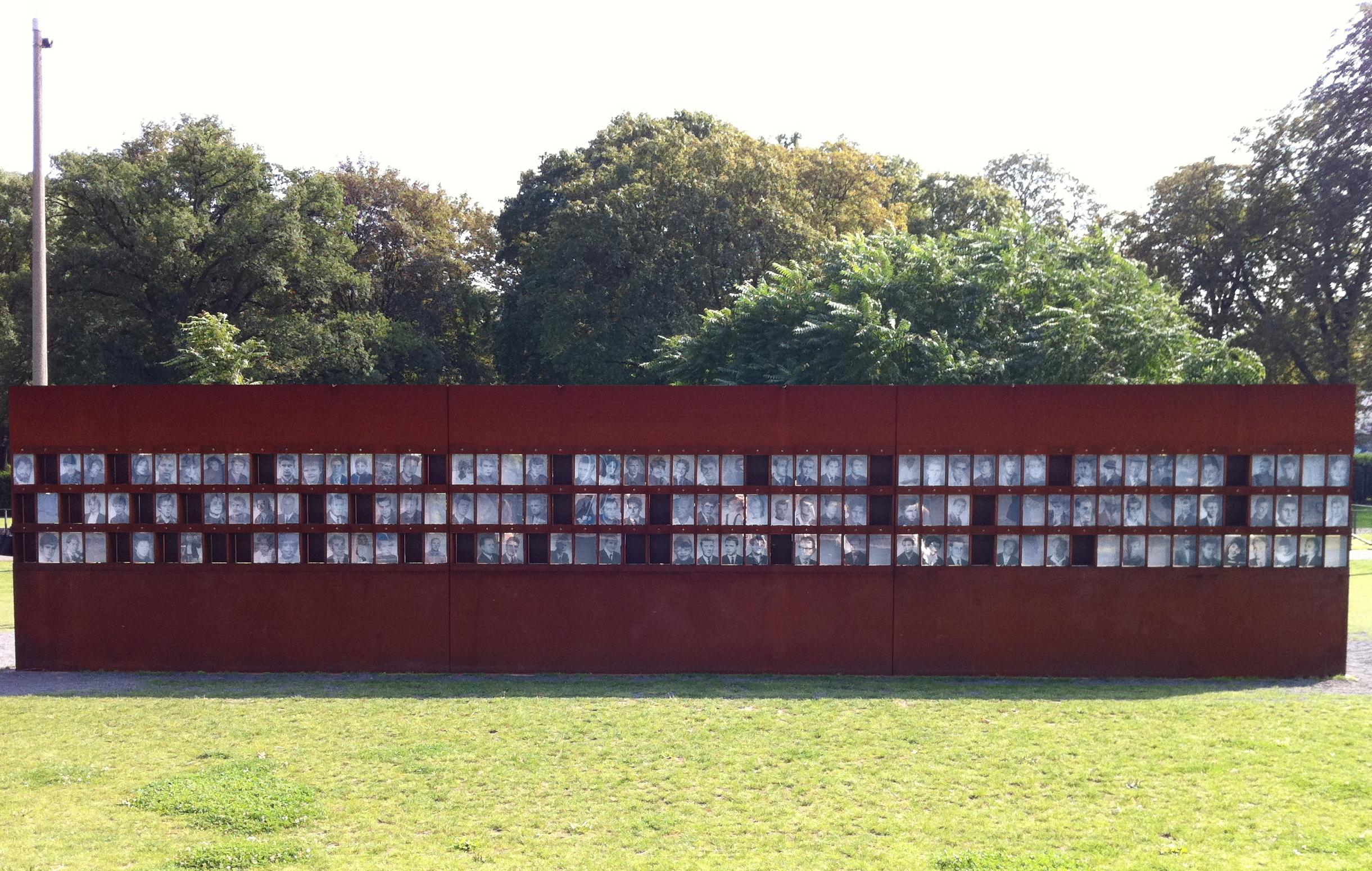 Todesopfer an der Berliner Mauer Wikiwand