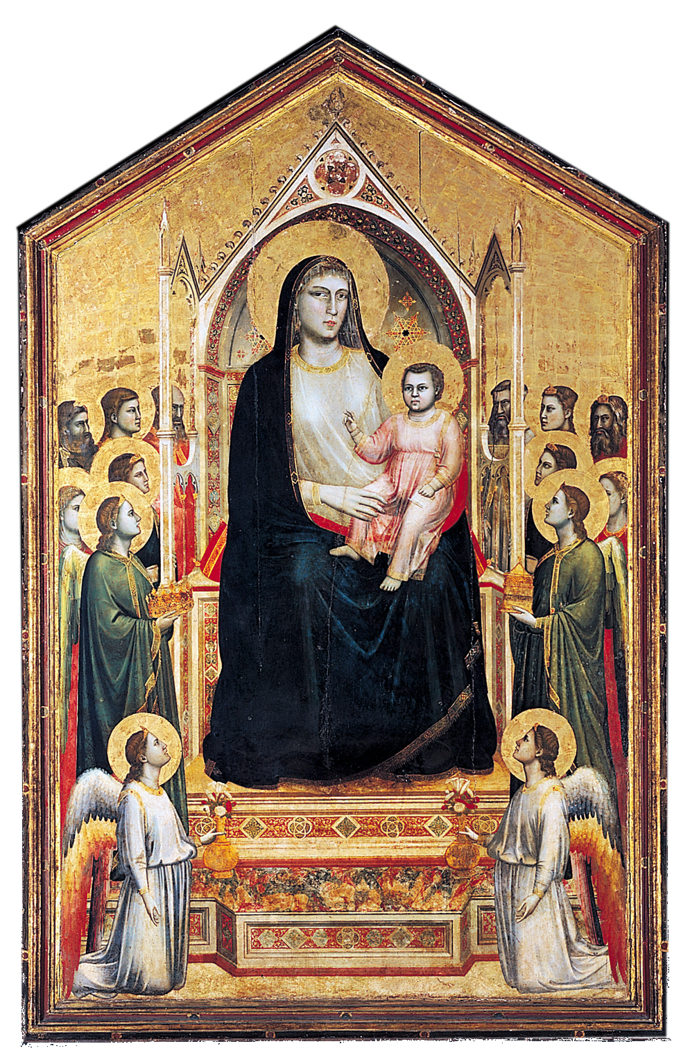 File Giotto Ognissanti Madonna White Ground Jpg