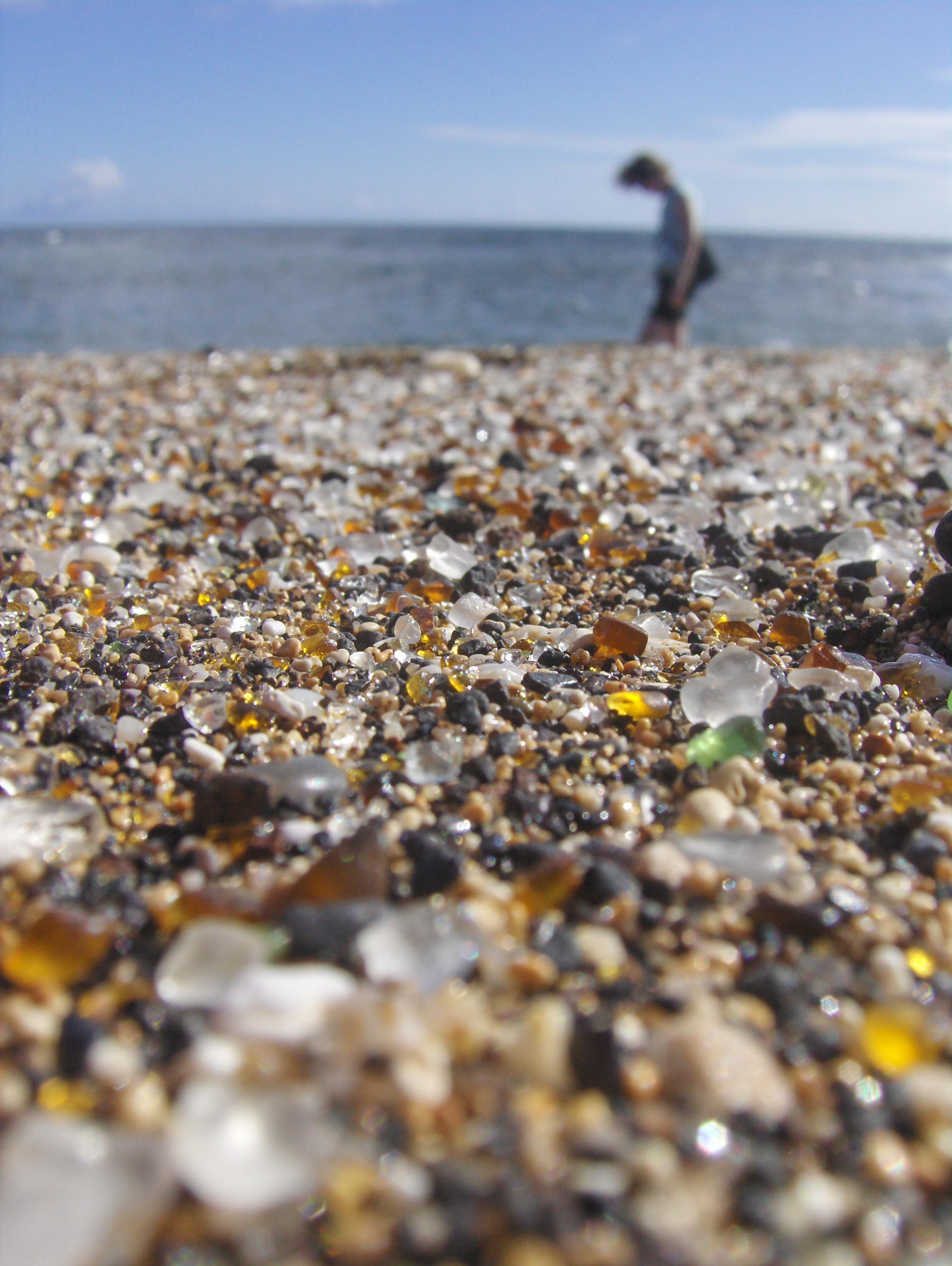 Praia de Vidro, um dos lugares mais incríveis dos Estados Unidos