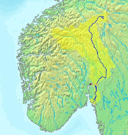 glomma kart Glomma – Wikipedia glomma kart