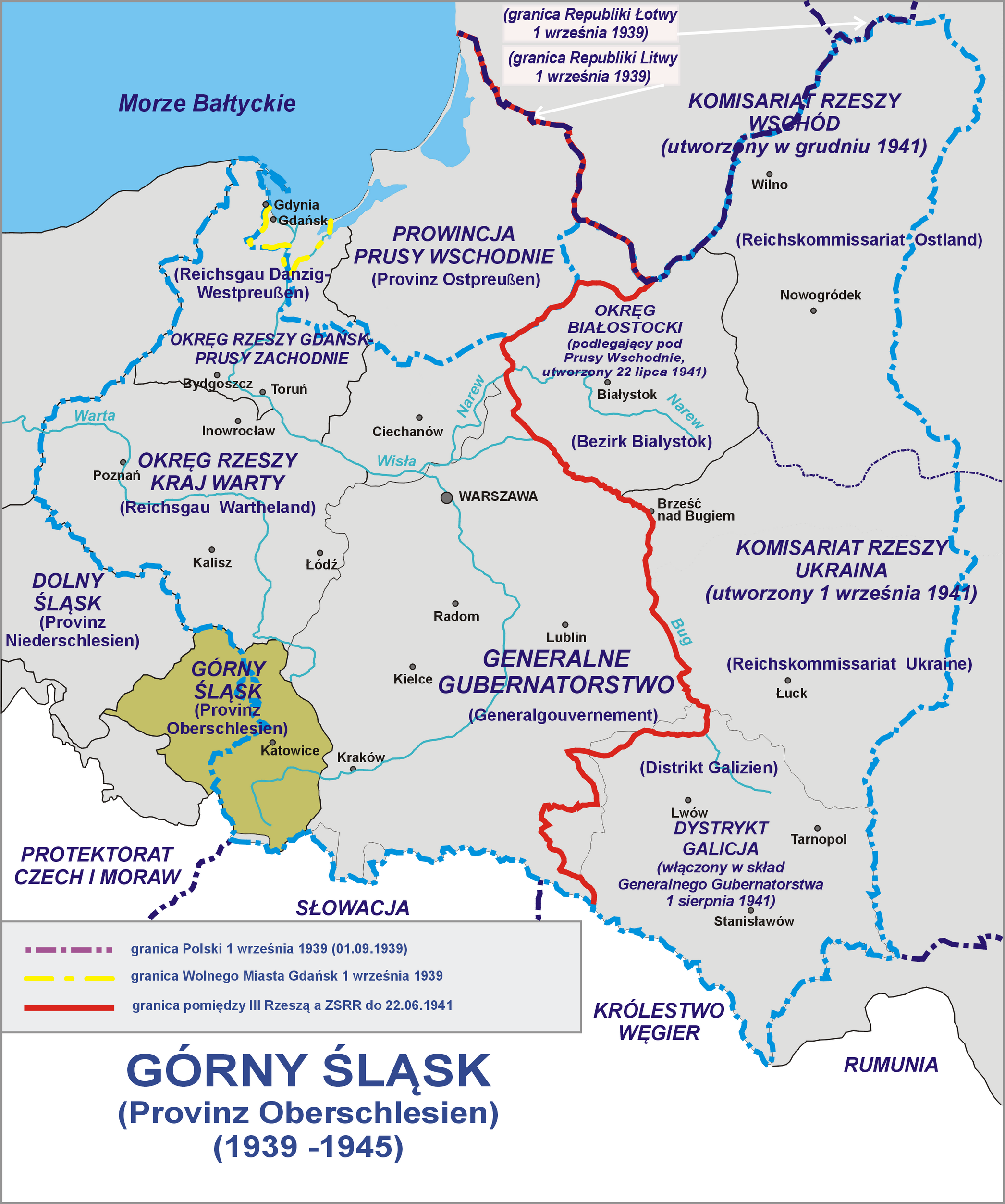 Picture of: Province Of Upper Silesia Wikiwand
