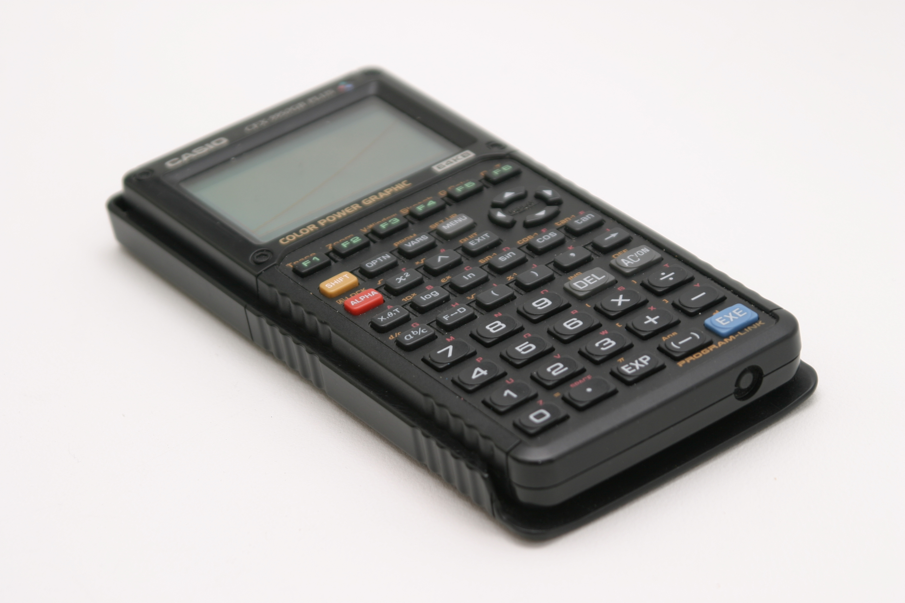 an introduction to the history of the graphing calculator This is a presentation i give to math students to introduce them to the world or programming this packet includes a 4 page handout with 5.