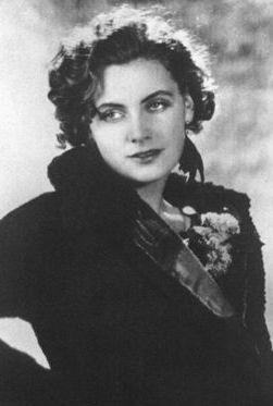 Greta Garbo in The Joyless Street. Alexander B...