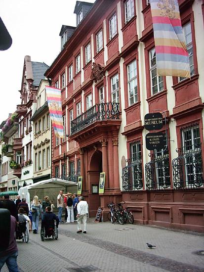 Heidelberg - Palais Morass