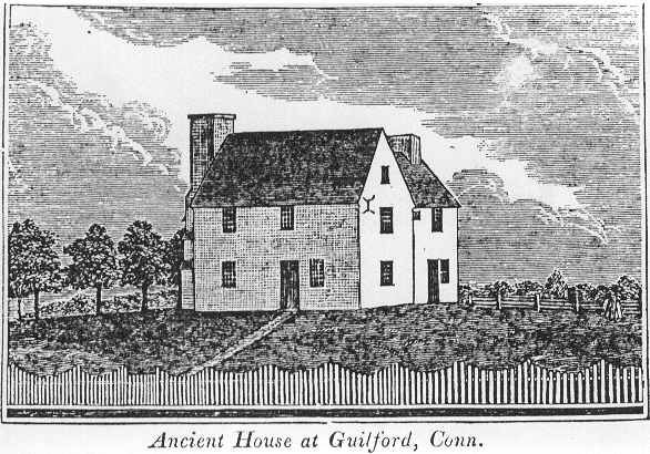 Guilford connecticut familypedia fandom powered by wikia for The guilford house