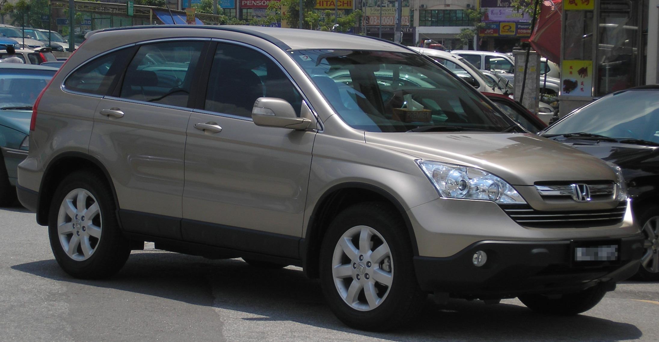 Хонда срв 2007 фото