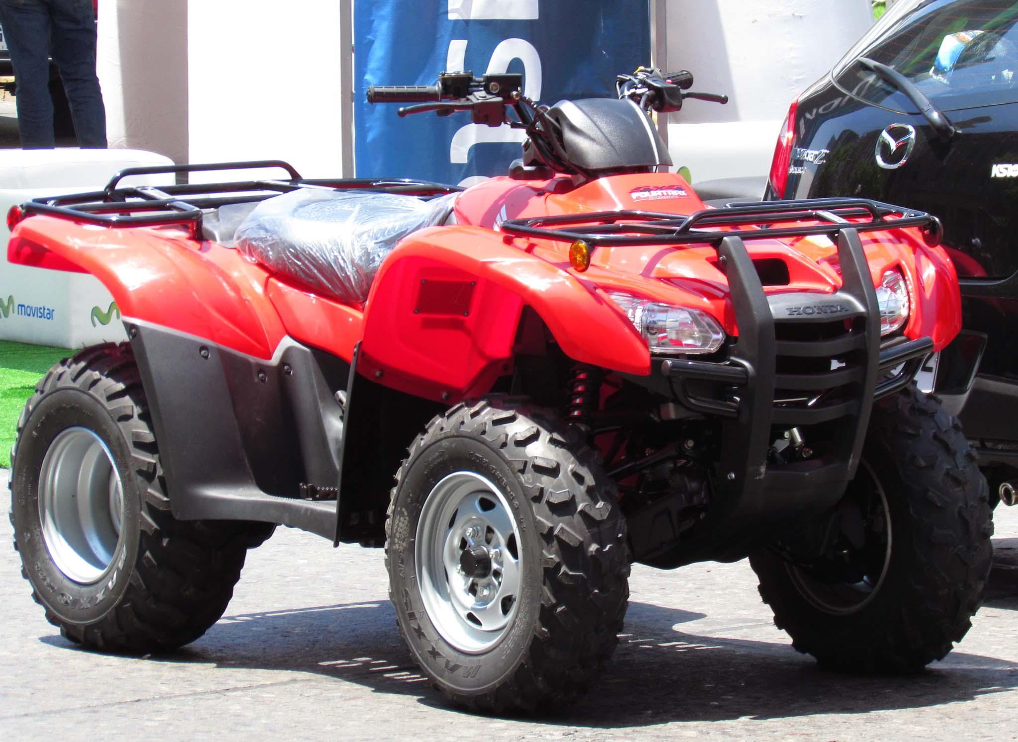 Honda Trx 420 Wikipedia