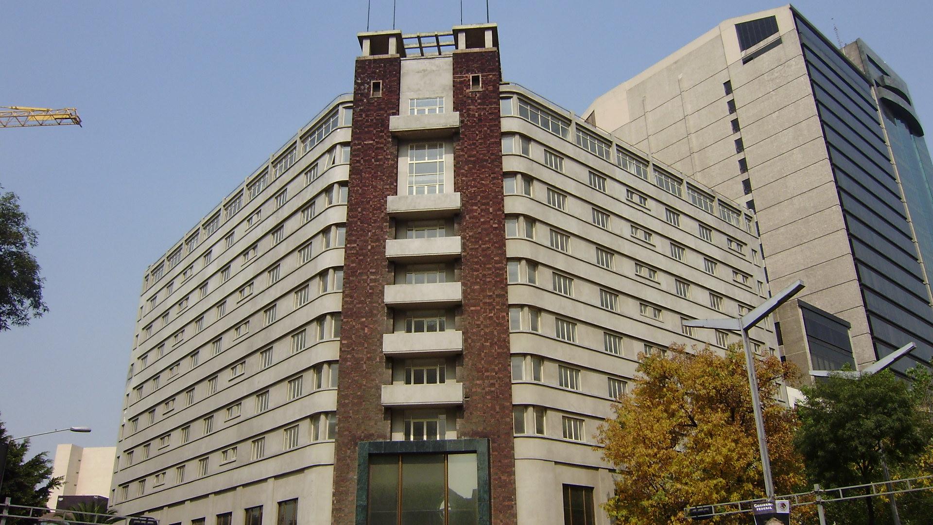 Hotel Reforma Mexico City