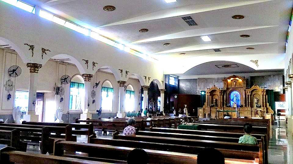 Morong Bataan Church Parish Morong Bataan Jpg