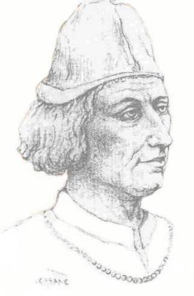 Jacques Coeur portrait