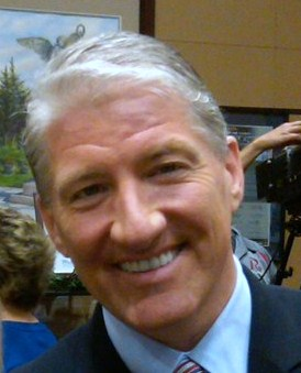 English: John King, journalist for CNN