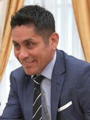 Campos in 2018