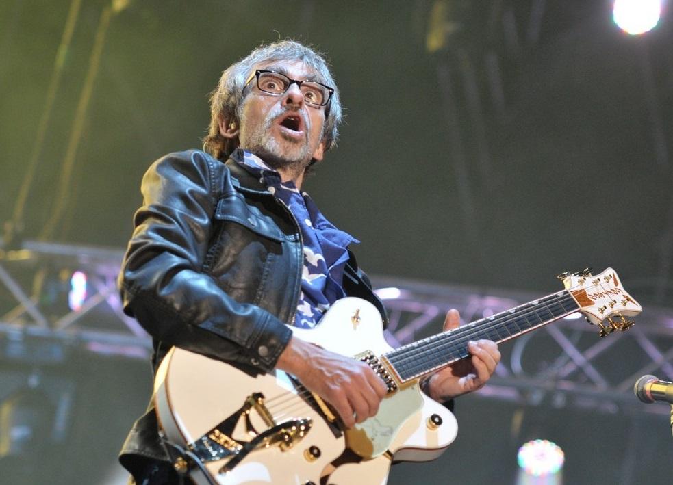 Jorge Serrano en 2014.