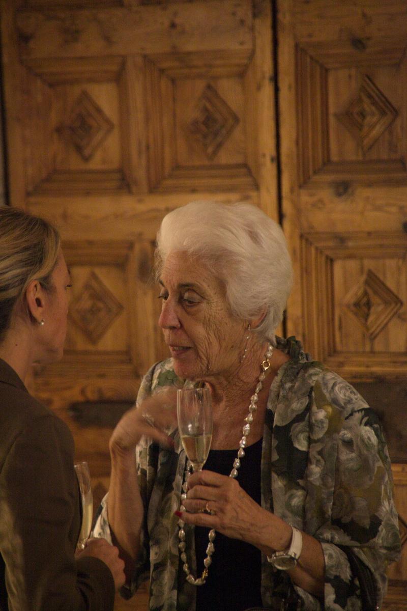 Dra. Josefina Castellví. Medalla d'Or de la Generalitat, 2014