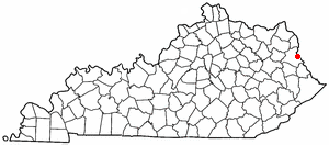Loko di Louisa, Kentucky