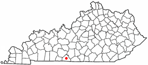 Loko di Scottsville, Kentucky