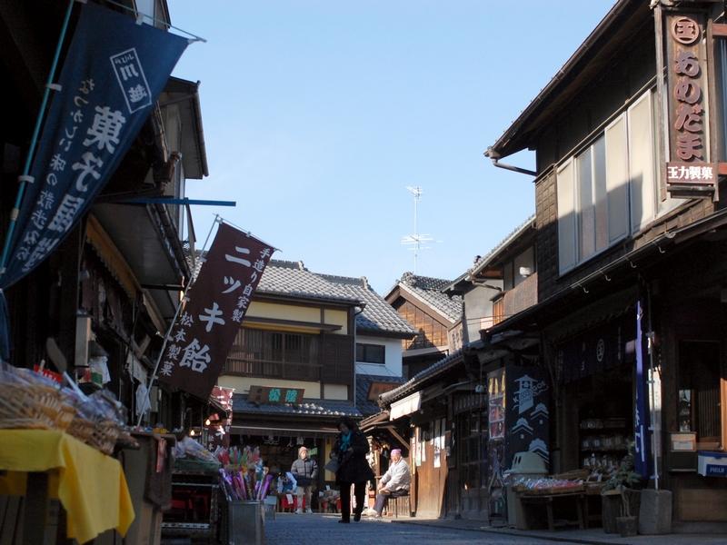 KashiyaYokocho Kawagoe
