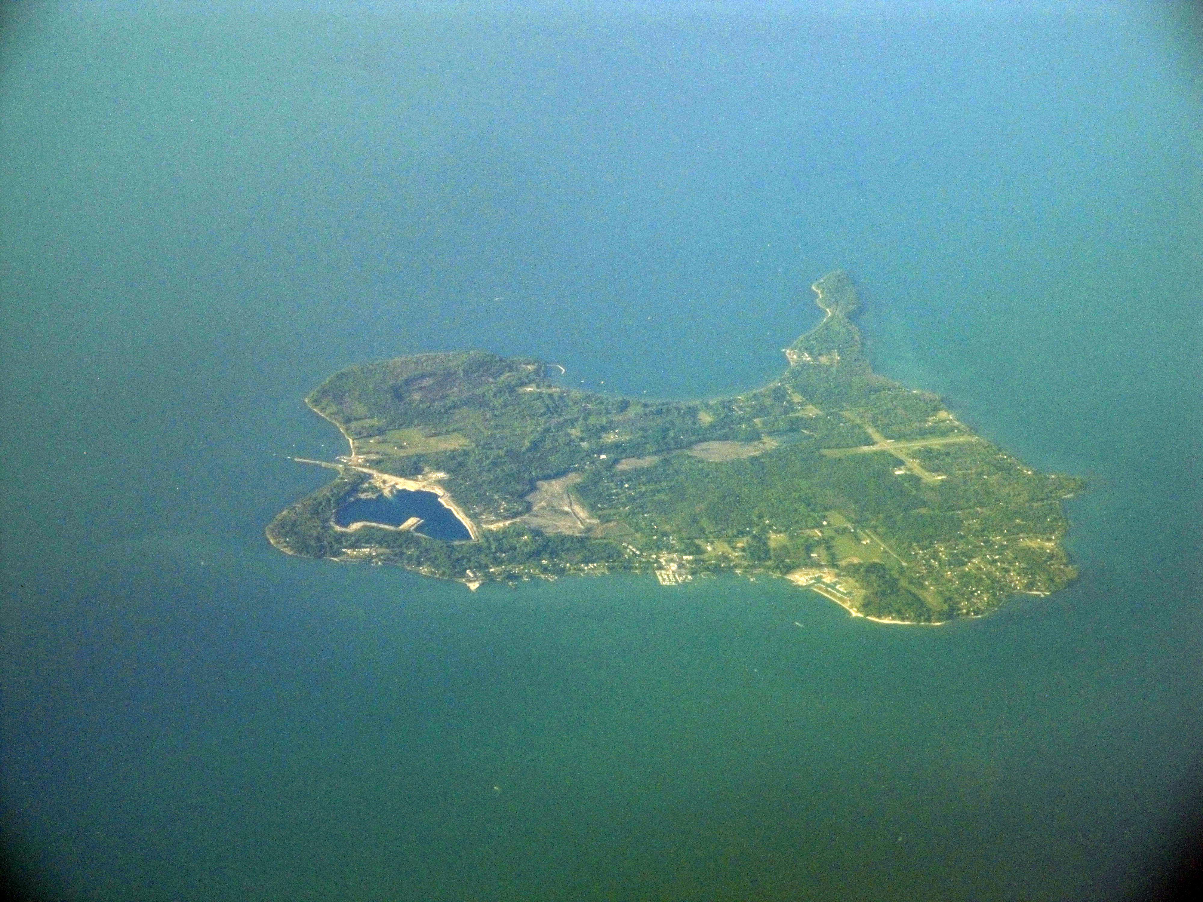 Kelleys Island Lake Erie Weather