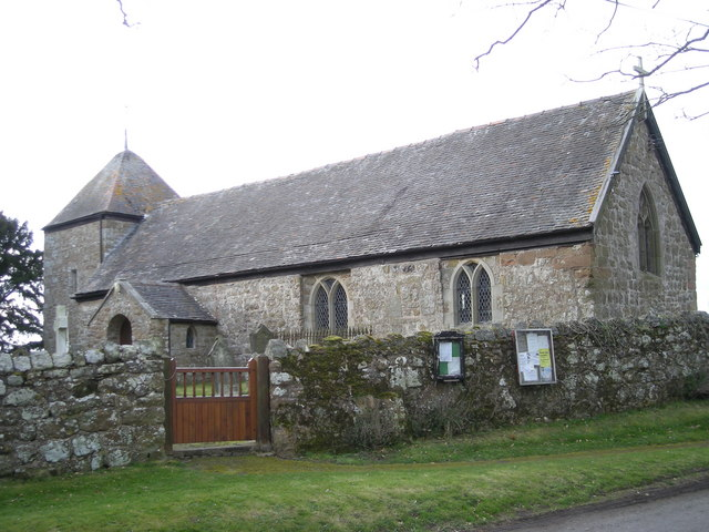 Kenley Church