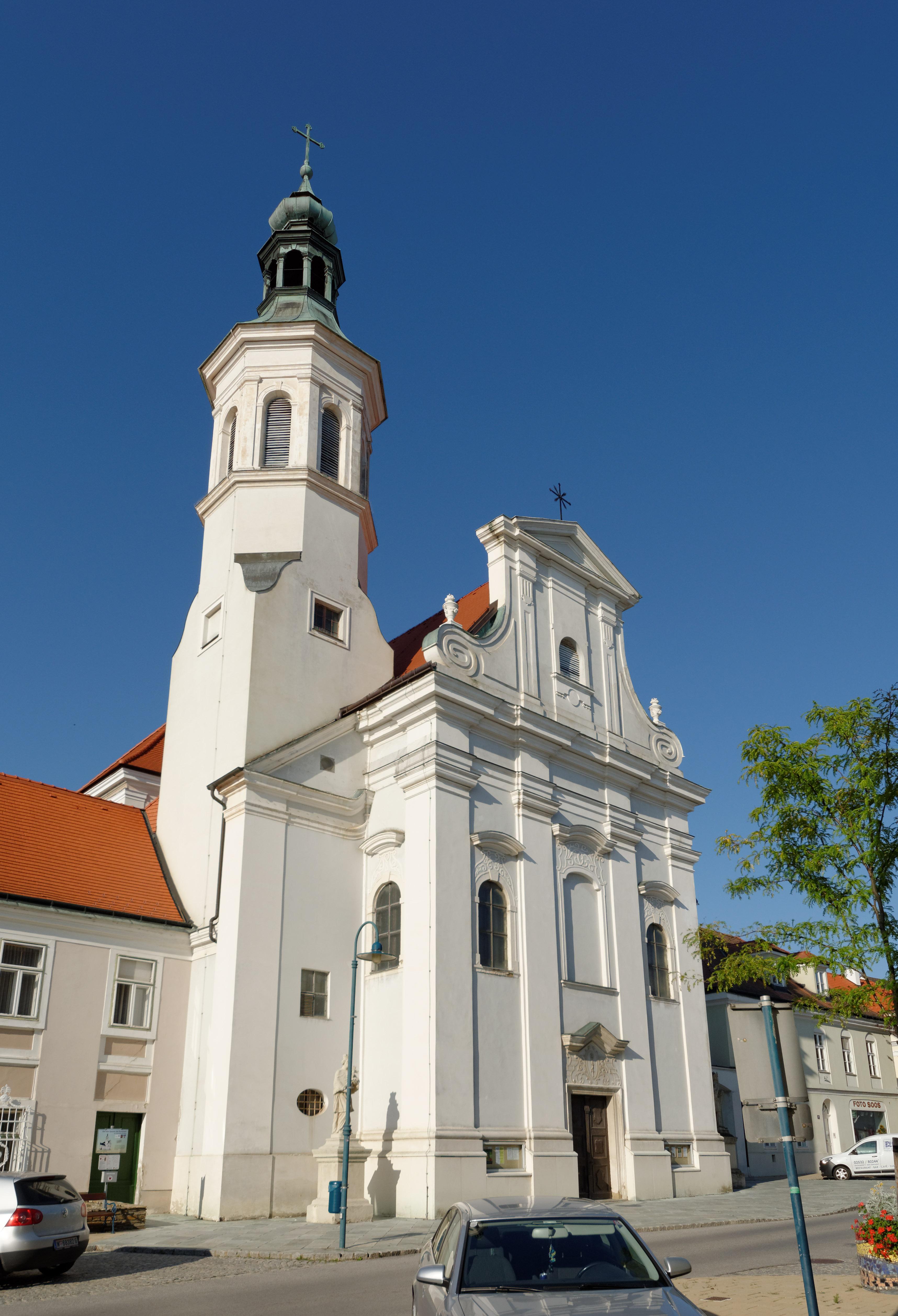 Zistersdorf - Matricula Online