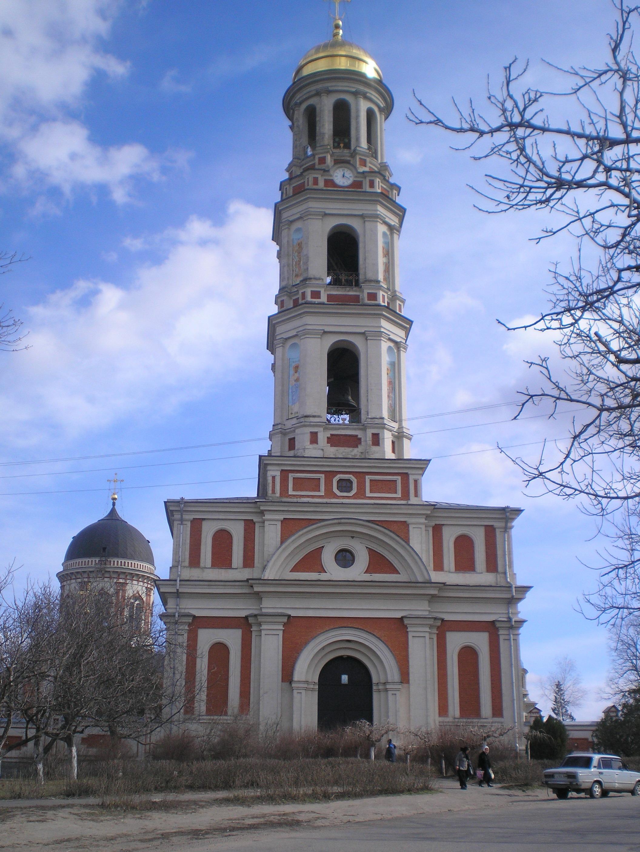 Свято-Вознесенский Ново-Нямецкий монастырь