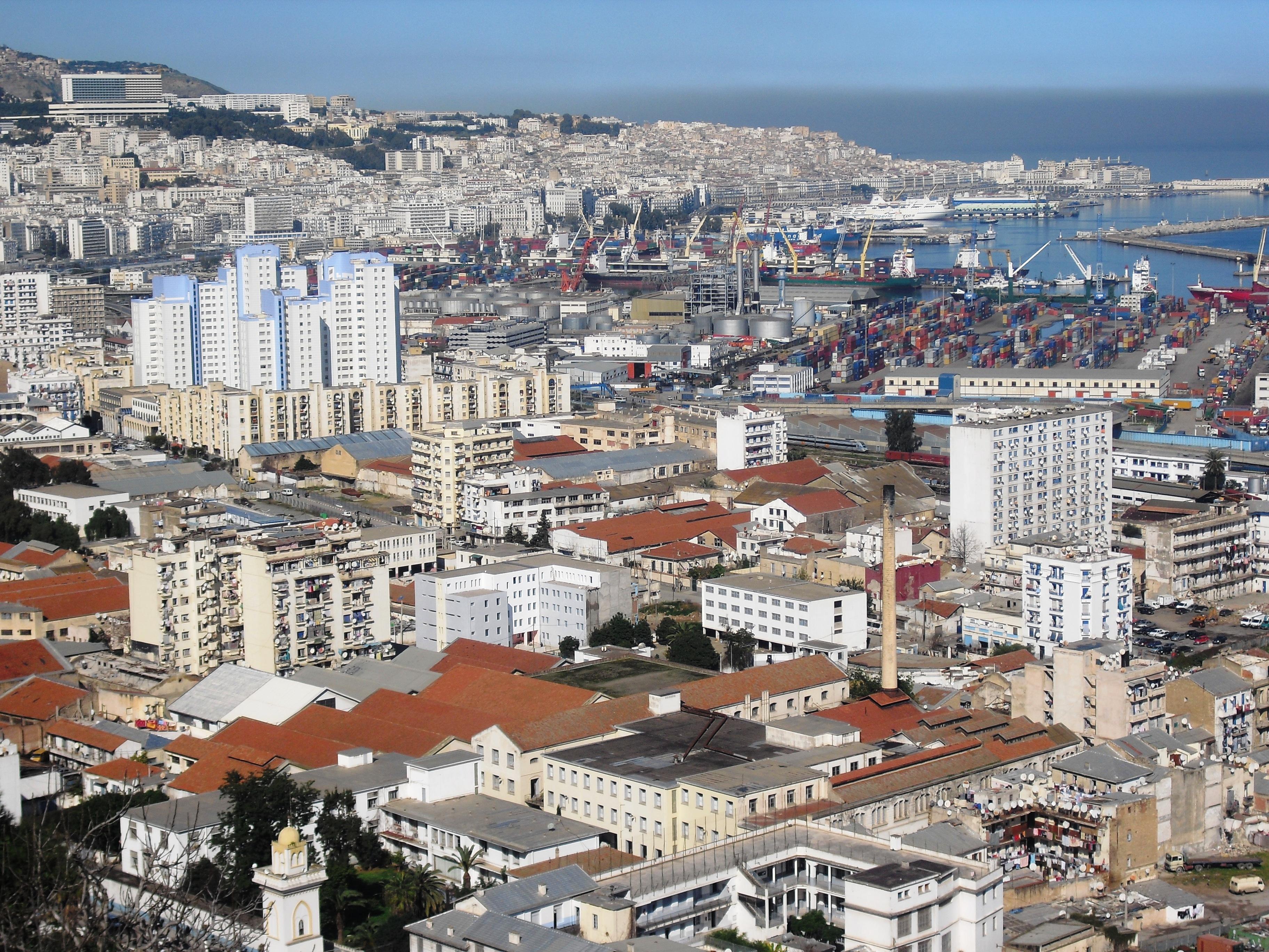 Alger La Plus Belle Ville D Afrique