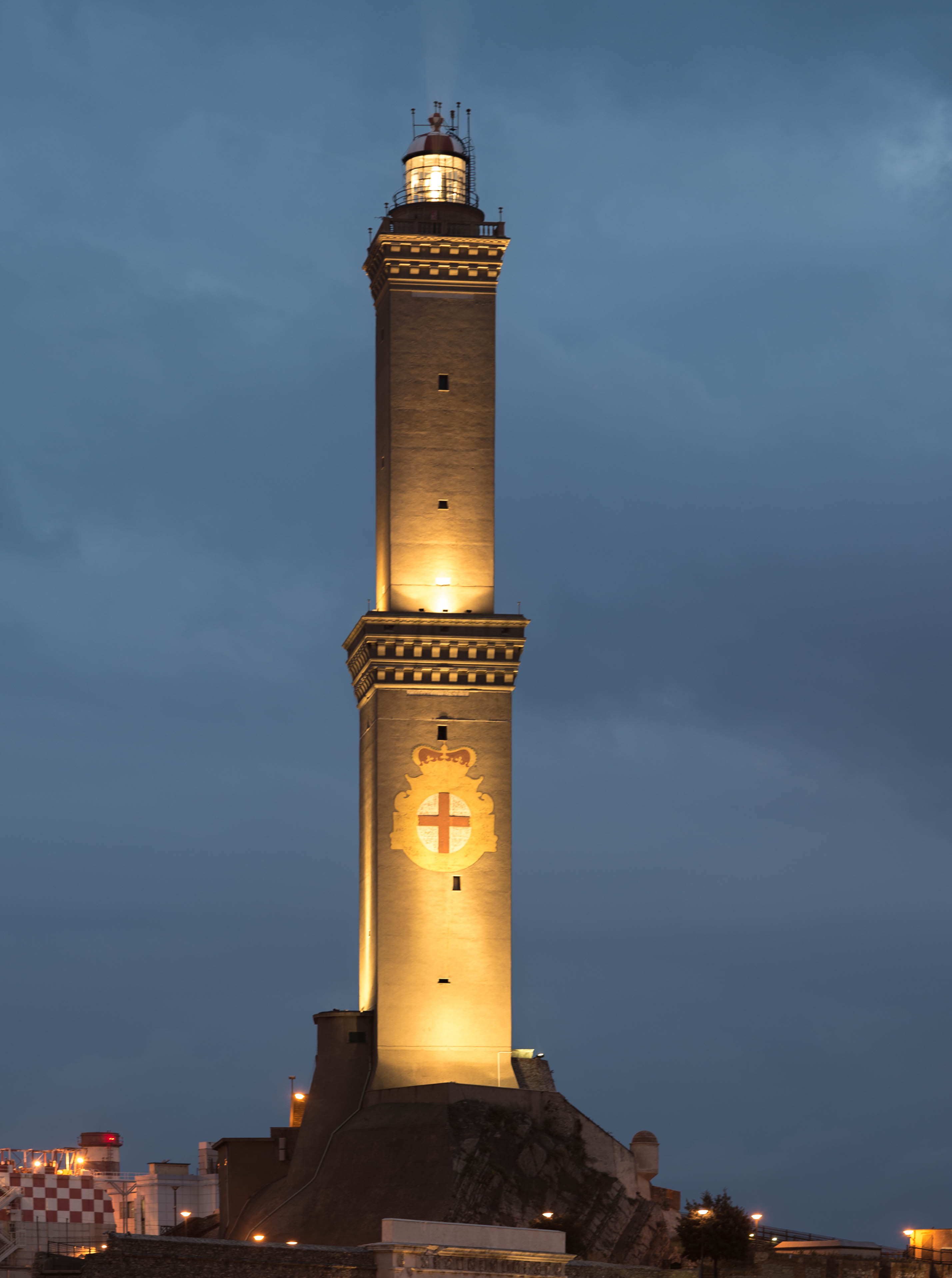 Faro Linterna de Génova - Wikipedia, la enciclopedia libre