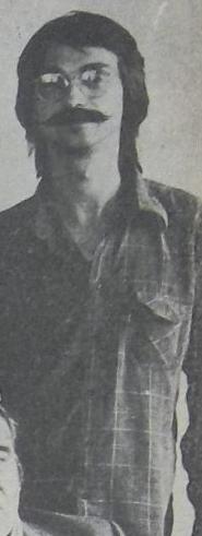 El Ruso Lebón en 1977.