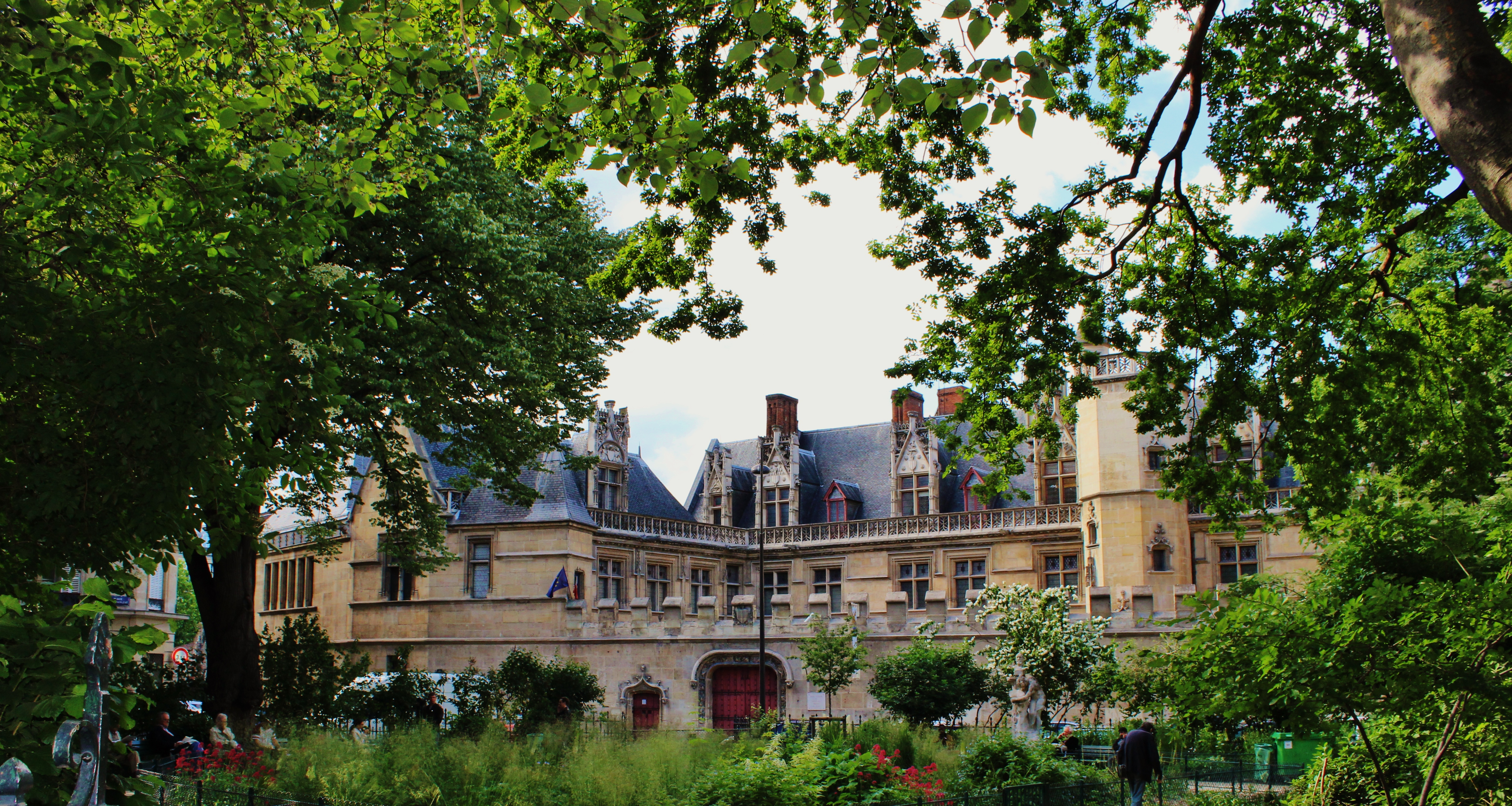 File Le Jardin du Luxembourg Paris France panoramio