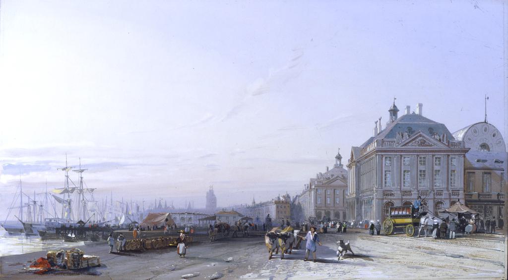 file le port de bordeaux c 1830 jpg wikimedia commons