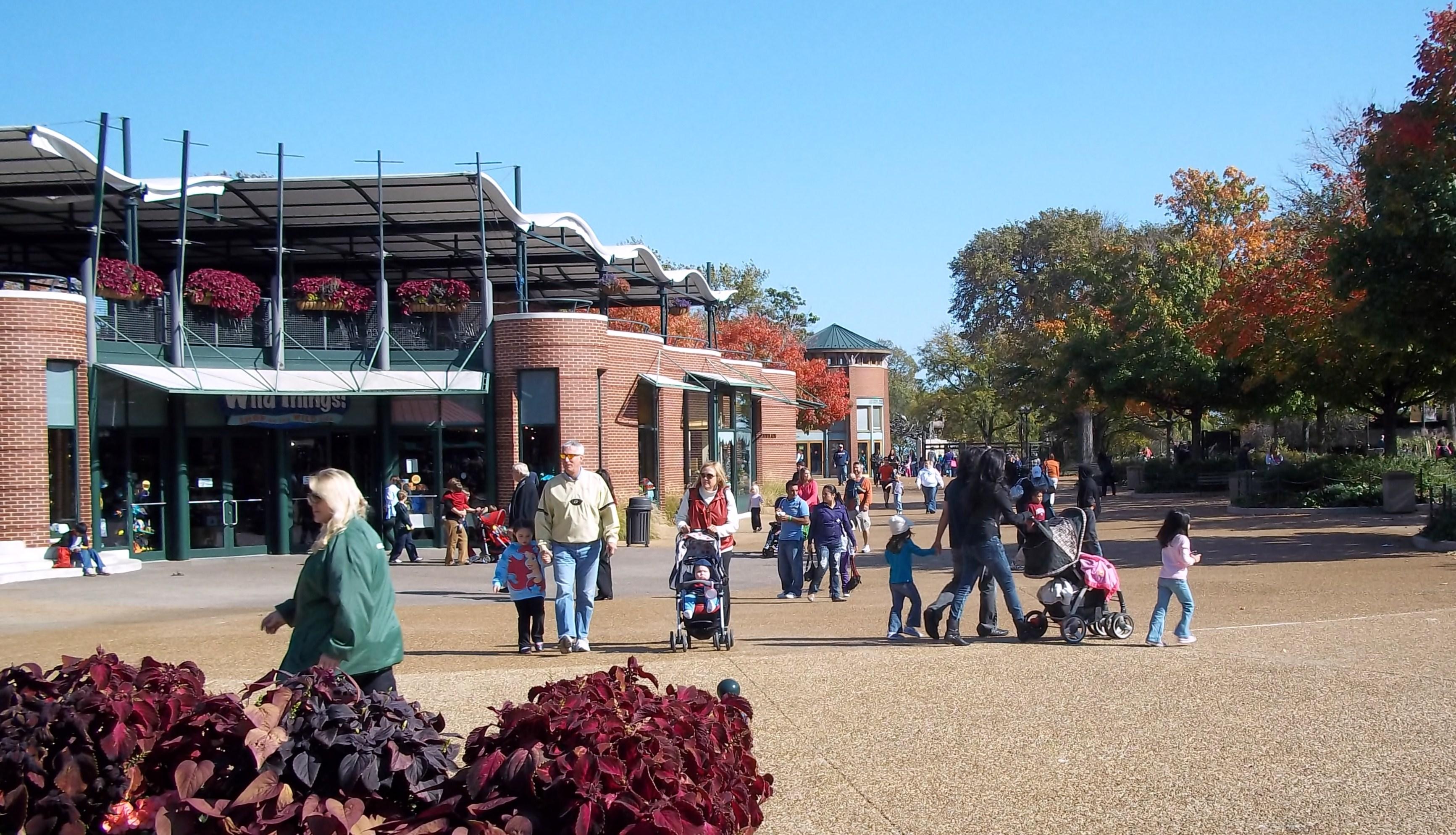 File:Lincoln Park Zoo Main.JPG - Wikimedia Commons