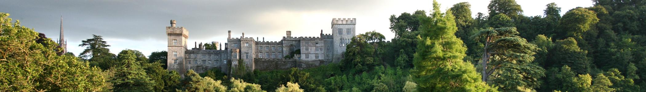 Image result for lismore castle banner