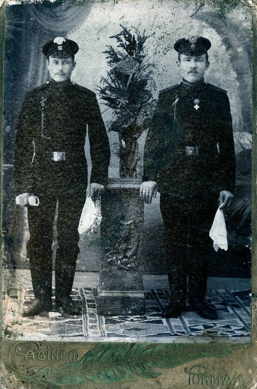 File:Lithuanian soldiers of Imperial Russian Army in Tiflis jpg