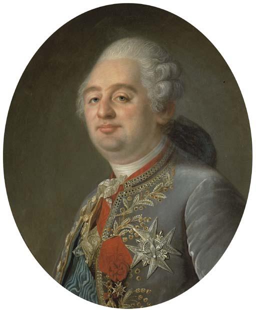 Louis XVI by Boze