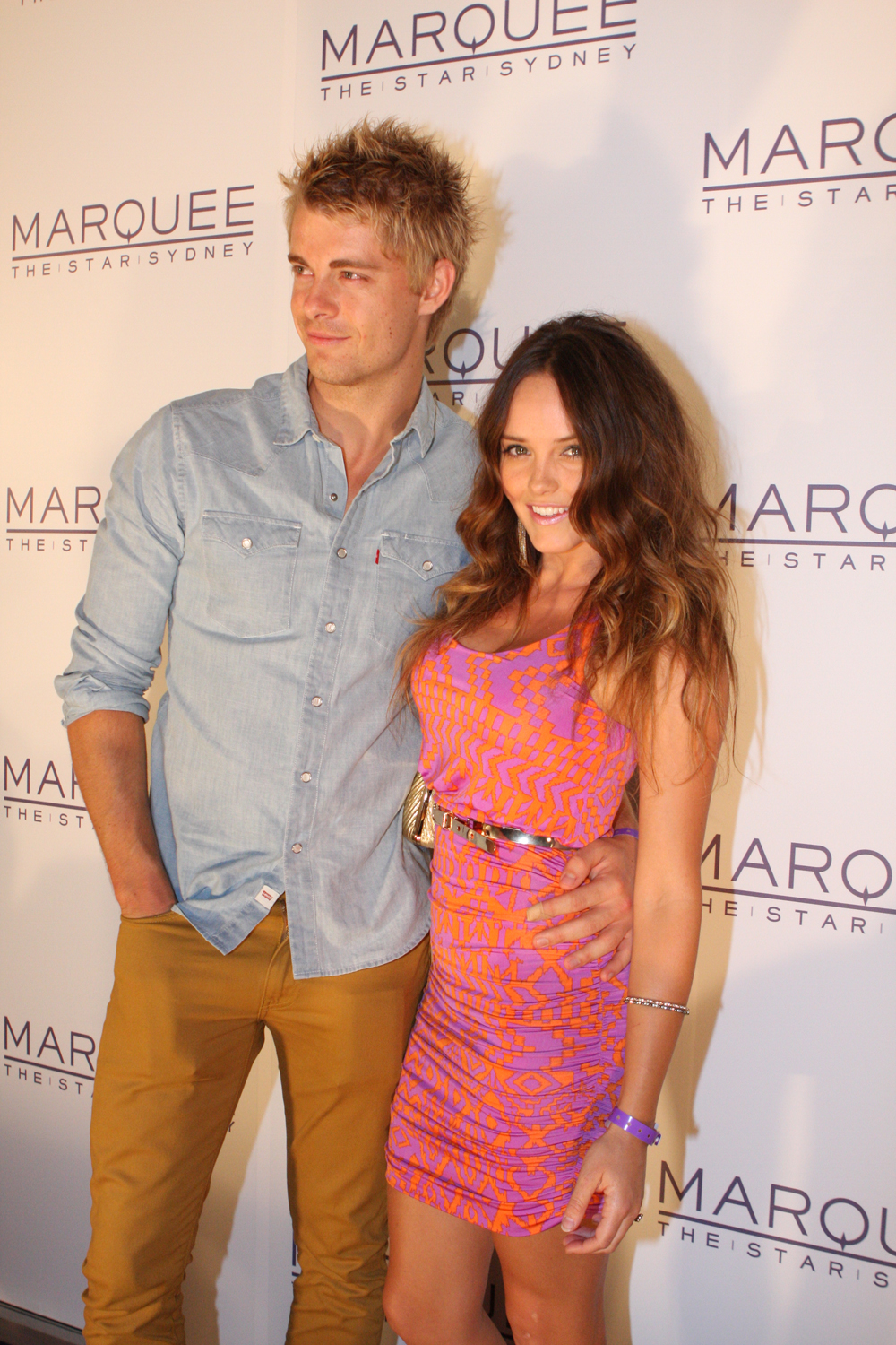 OOPS Rebecca Breeds new images