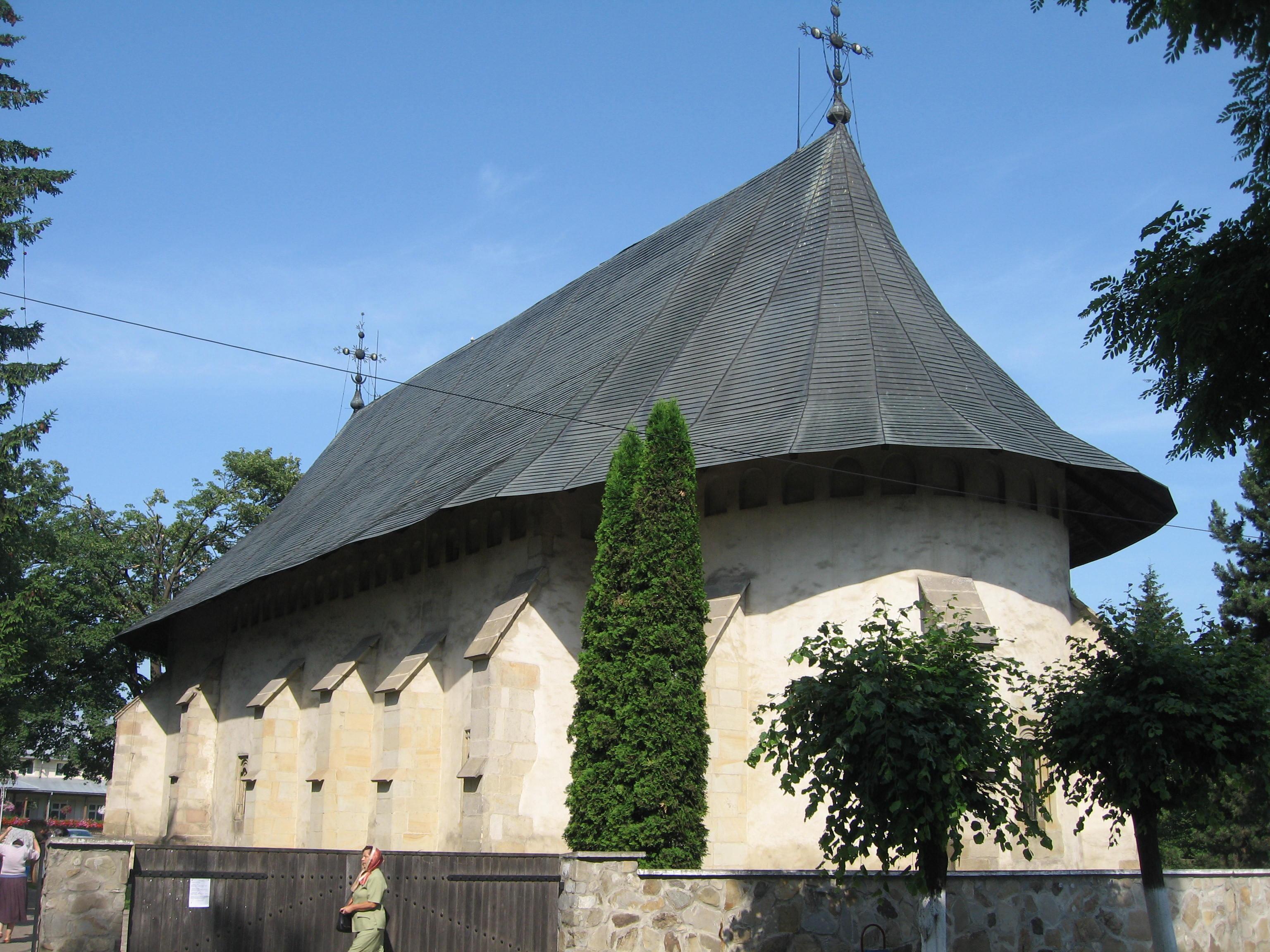 Fişier:Mănăstirea Bogdana21.jpg