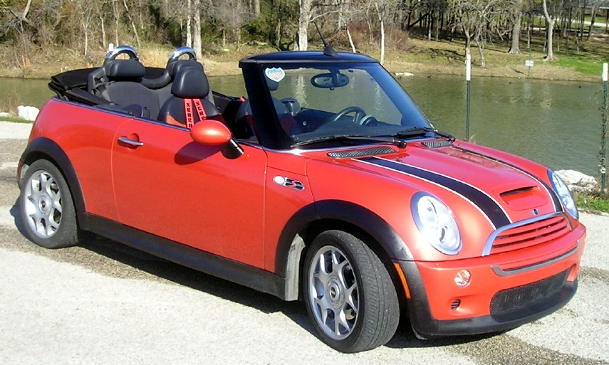 file mini cooper s convertible wikimedia commons. Black Bedroom Furniture Sets. Home Design Ideas