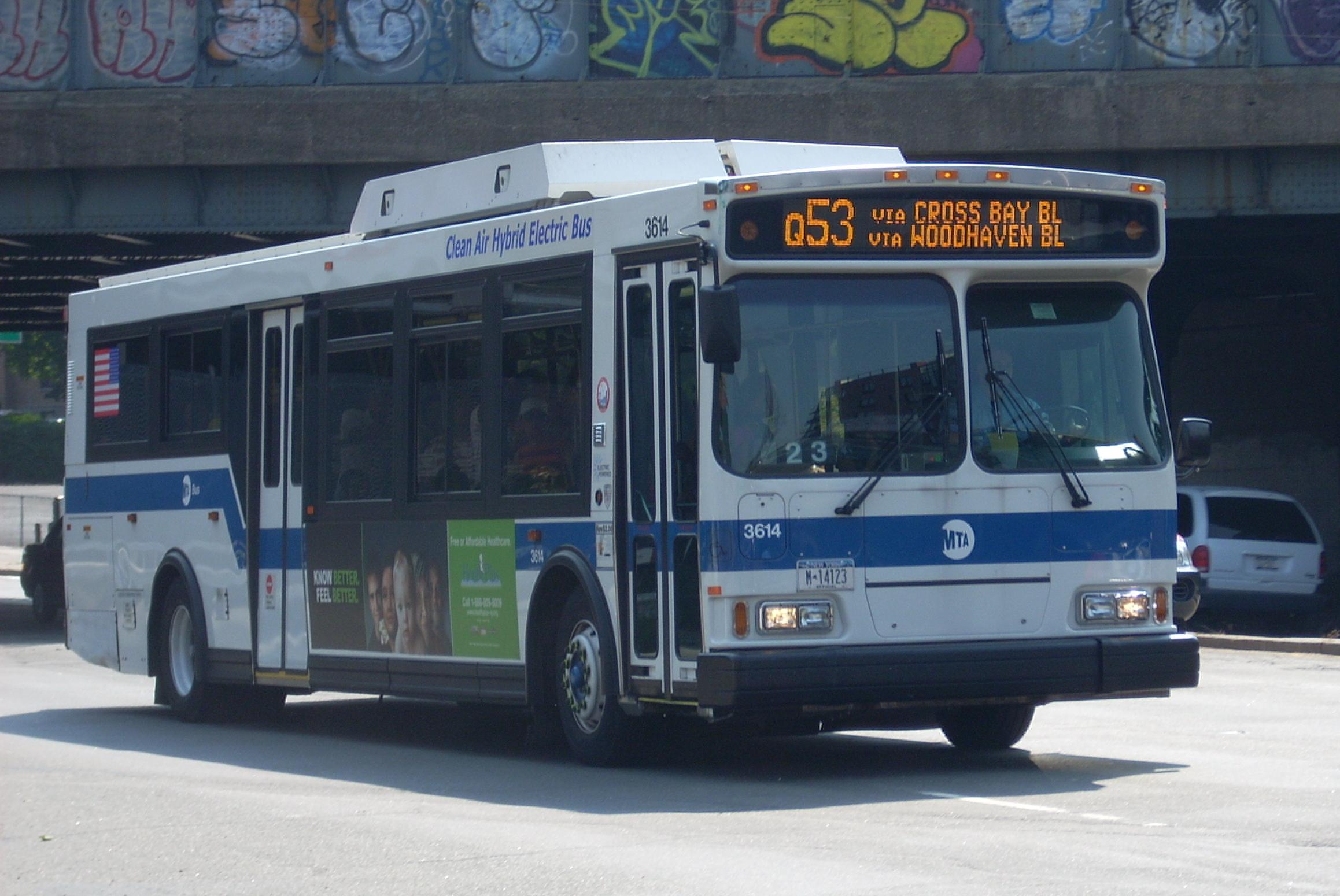 Civic hackers are already building a better MTA bus tracking ...