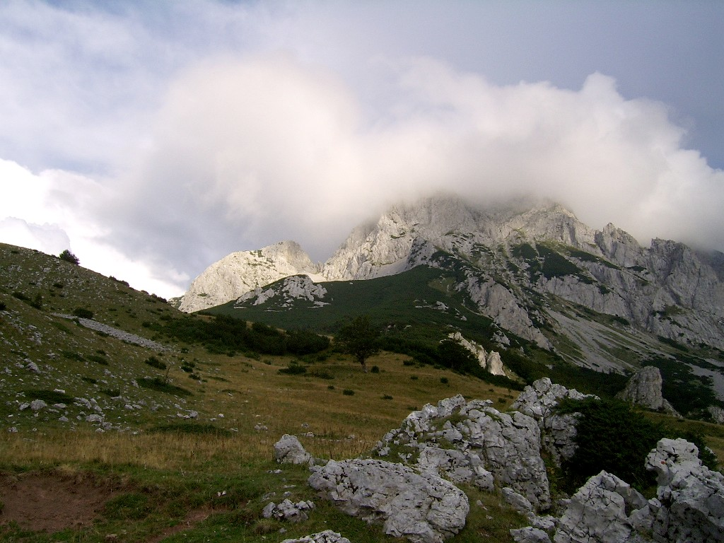 Maglić (mountain) - Wikipedia