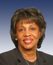 Maxine Waters 109th pictorial