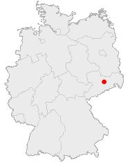Meissen i Tyskland